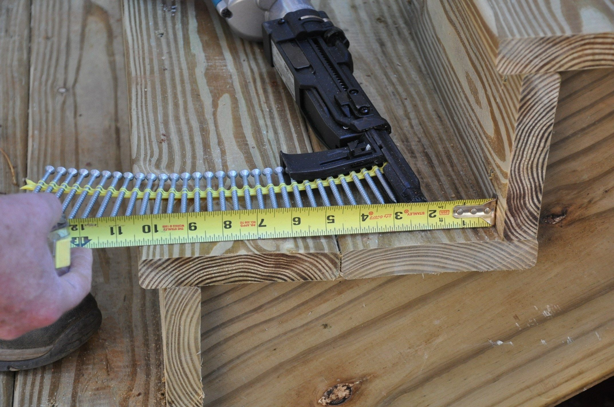 how to measure and cut stair stringers