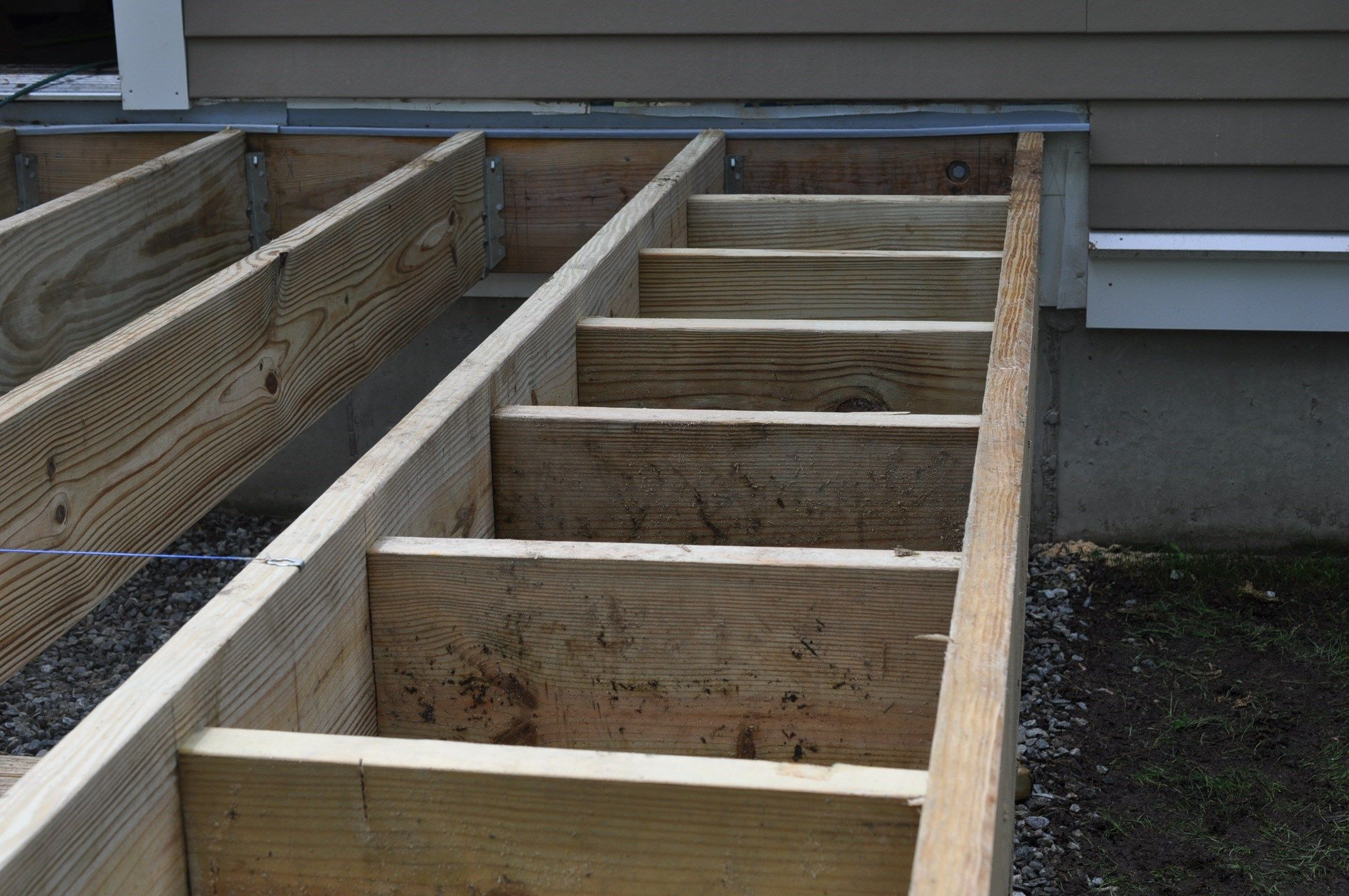 Treated Wood Deck Framing Rules Get Tougher  JLC Online