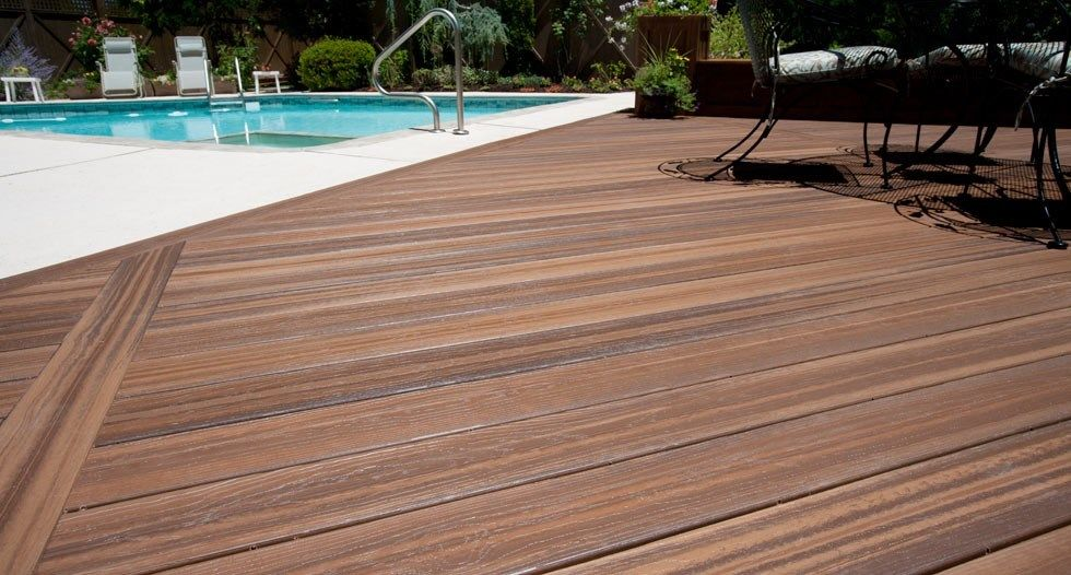 Tamko envision pvc decking reviews for Envision decking