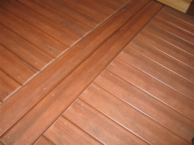 Monarch composite decking reviews for Best composite decking material reviews