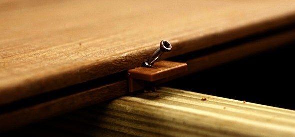 Decks Com Hidden Deck Fasteners