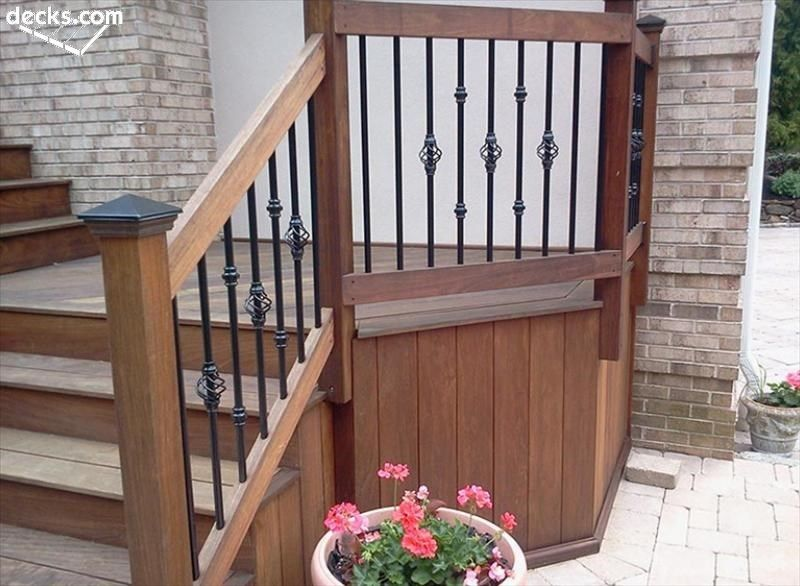 Deckscom Deck Railing Designs