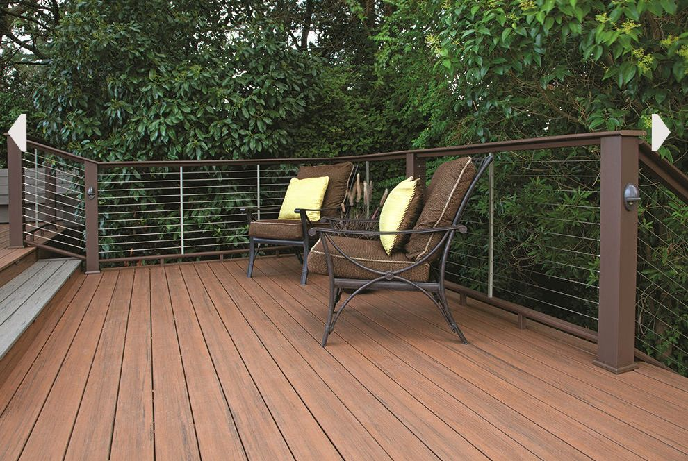 Capped composite decking for Capped composite decking