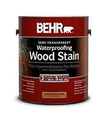 Behr Deck Stain Reviews