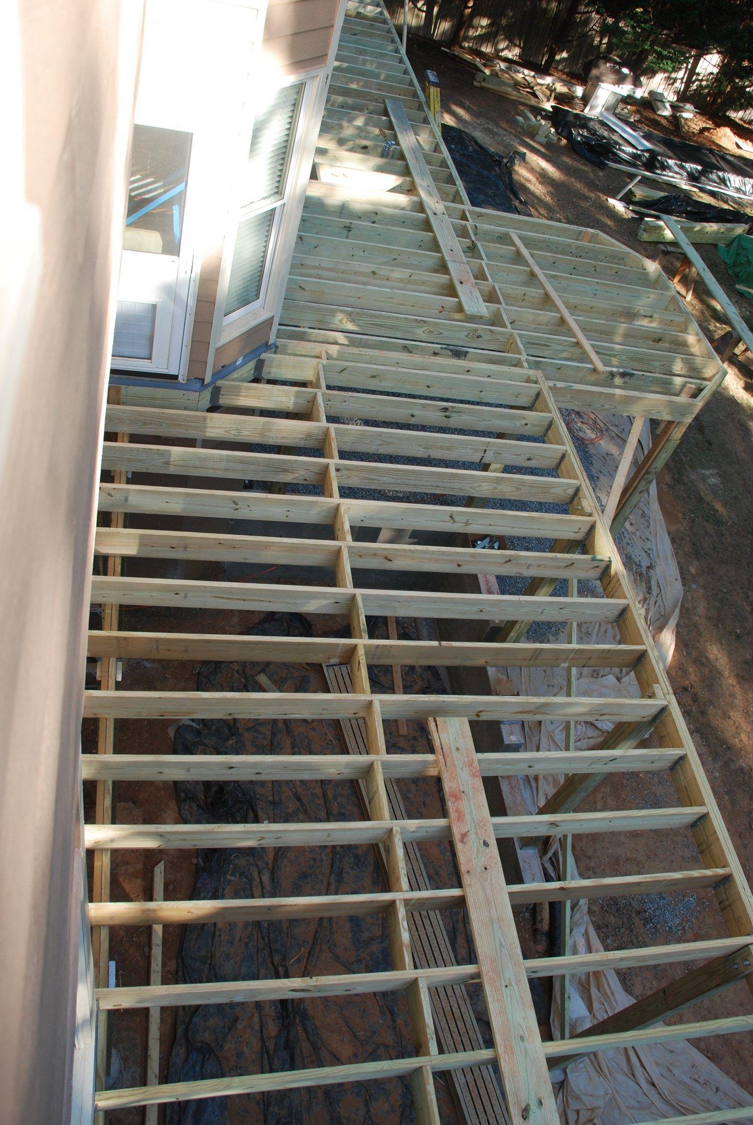 Deck Framing Hardware