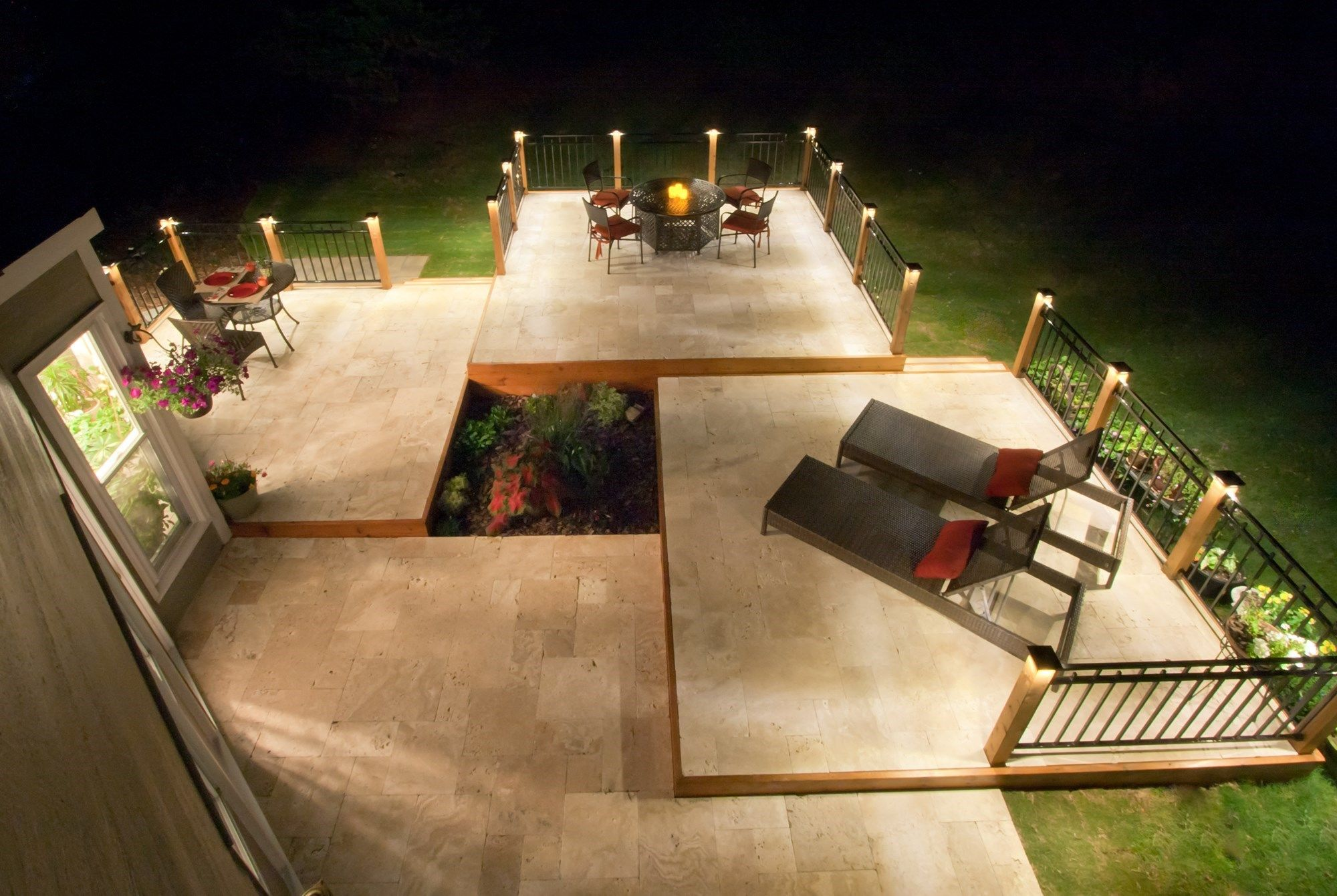 Can i lay tile over tile - Deck Additions Tile Deck You Can Install