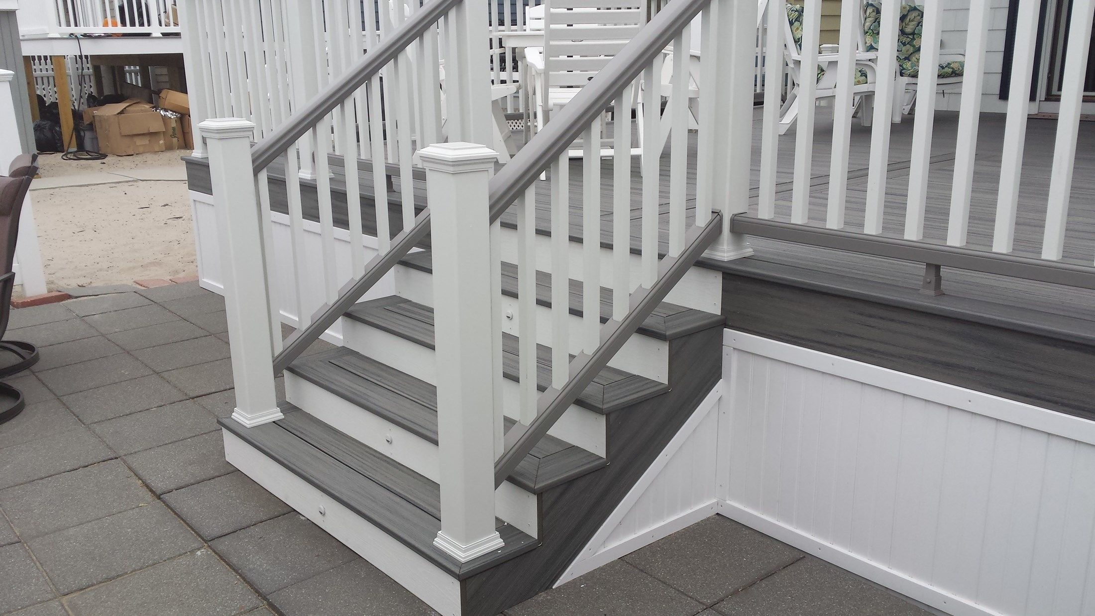 Glass Porch Railing