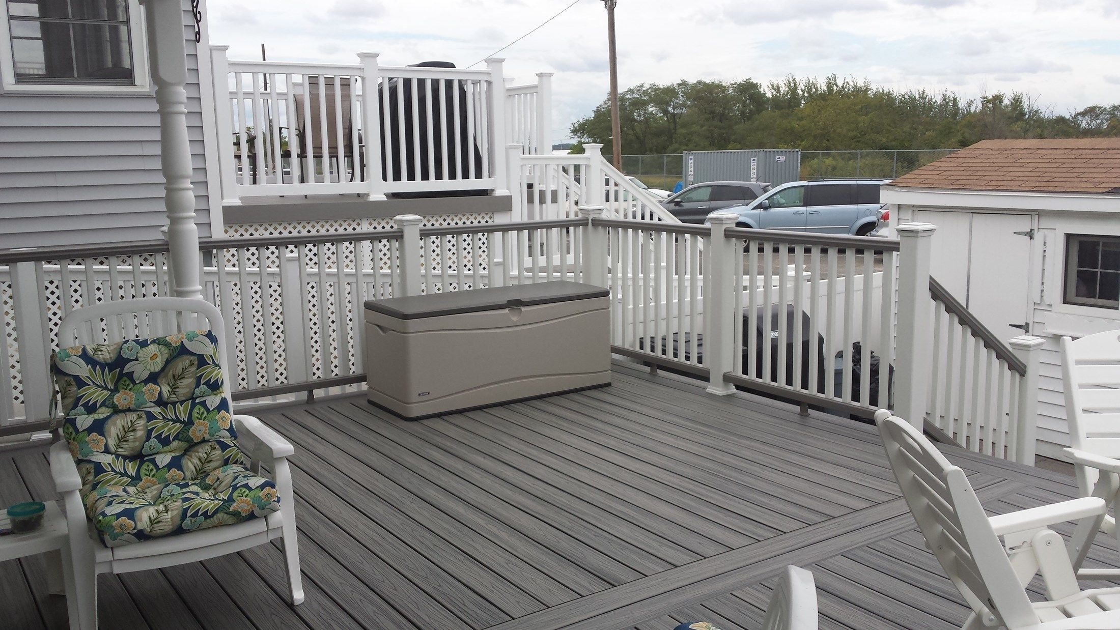 Transcends tropics island mist picture 1826 for Who makes tropics decking
