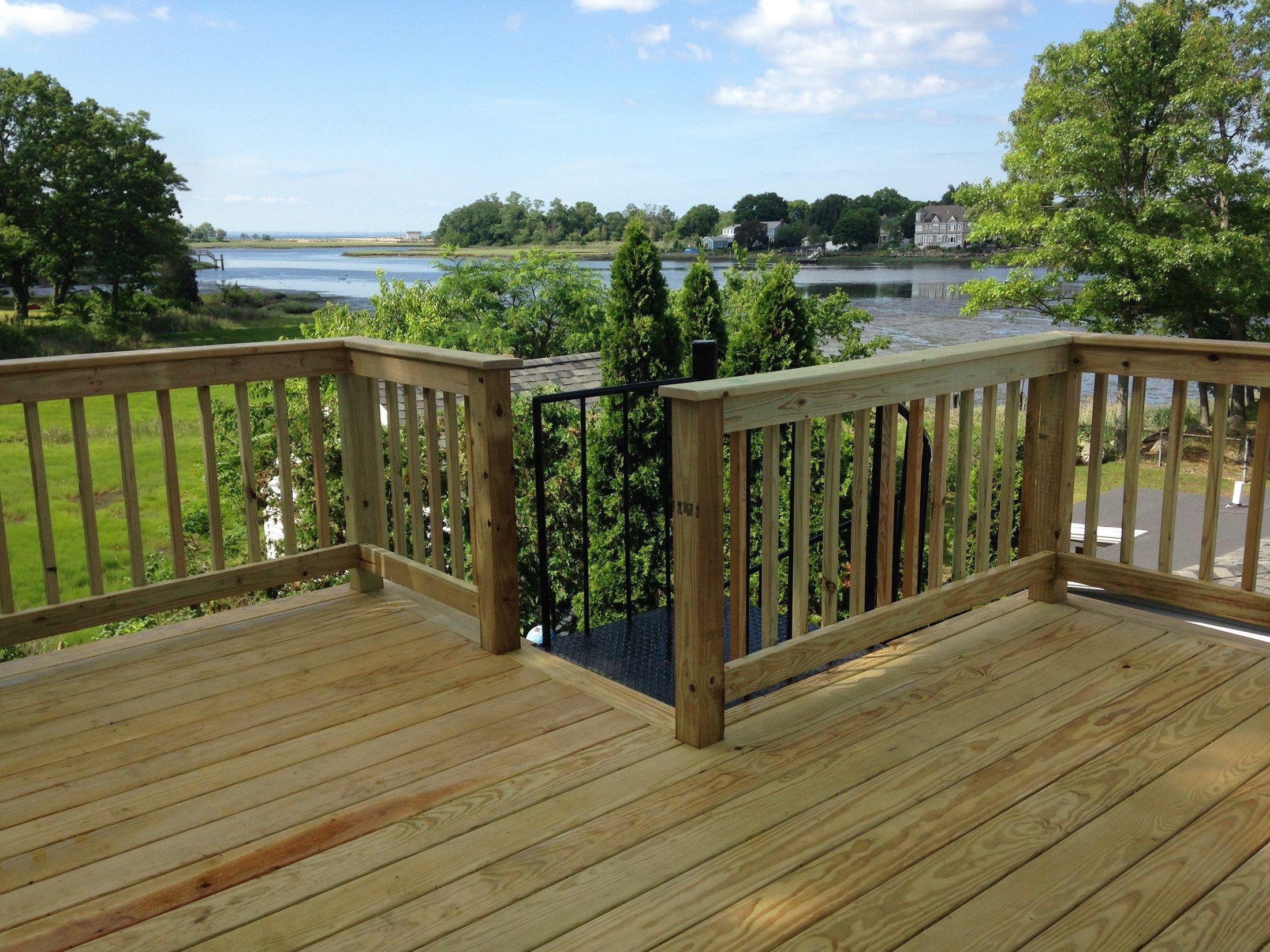 Deck Bridgeport Picture 3708
