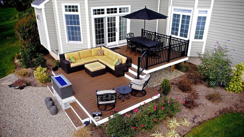 composite decking material review. Black Bedroom Furniture Sets. Home Design Ideas