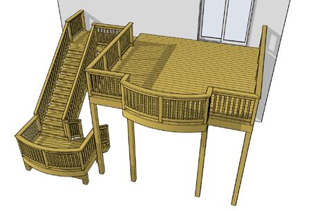 Patios Porches & Outdoor Rooms