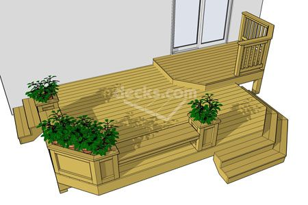 Free plans for Free online deck design