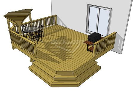 Free plans for Free deck plans online