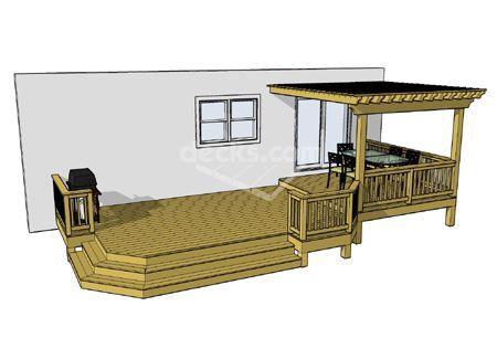 How To Build Cascade Deck Stairs Joy Studio Design