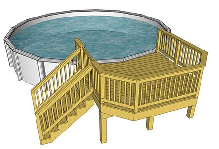 Pool Deck Designs Photos pool above ground pool deck designs best images about above Pool Decks