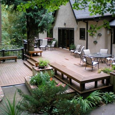 Charmant Vermont Woods · Cedar Mill Deck Company. 4 Pictures
