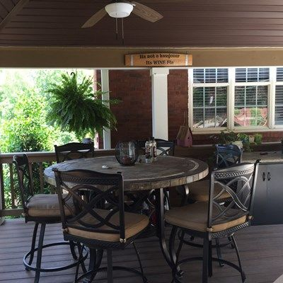 Deck and gazebo - Picture 1185