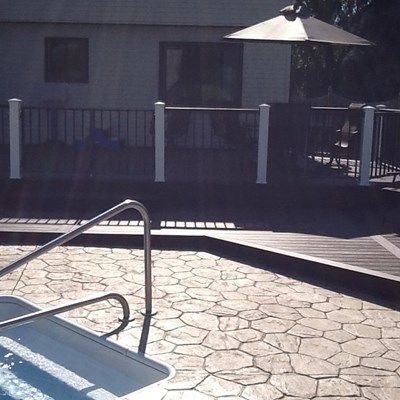 A real nice day at the pool - Picture 1203