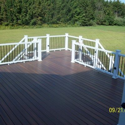 Deck with a View - Picture 1236