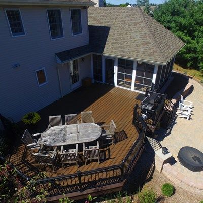 Flemington NJ, Sherwood Deck - Picture 1315