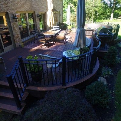 Lebanon NJ, Williams Deck - Picture 1321