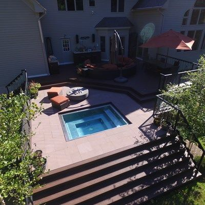 Groundswell deck - Picture 1326