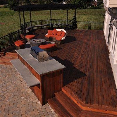 Ipe' Deck in Flemington NJ - Picture 1335