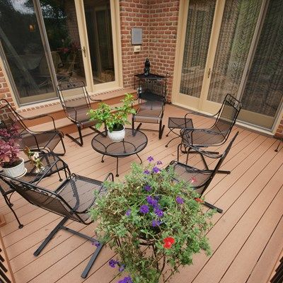 South River Cedar deck - Picture 1502