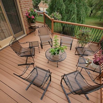 South River Cedar deck - Picture 1504