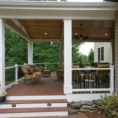 Hughesville deck - Picture 1595