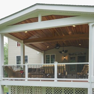 Hughesville deck - Picture 1597