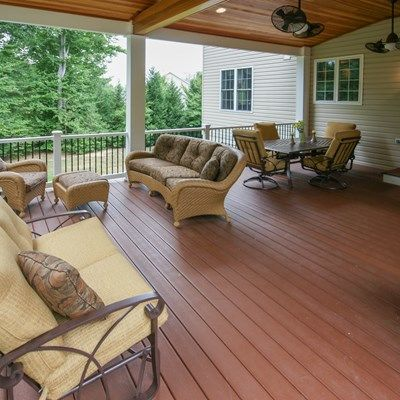 Hughesville deck - Picture 1600