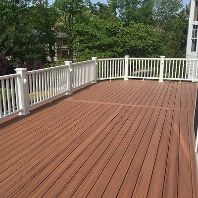 Composite Decking & Railing Ideas, Designs & Pictures | Page ...