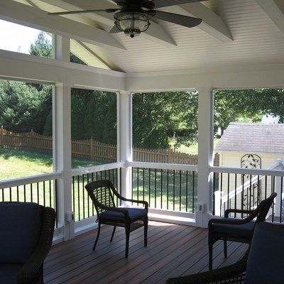 Carroll County Deck and Porch - Picture 1938