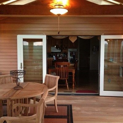 Custom Cedar Porch - Picture 1946