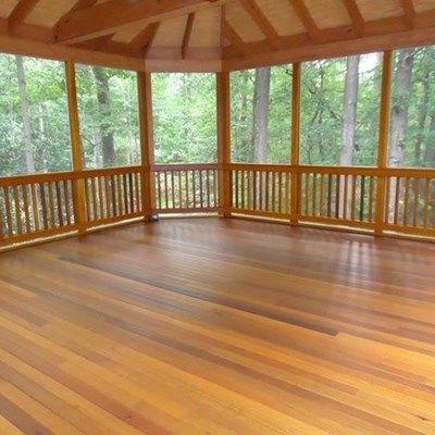 Cedar Porch  - Picture 2014