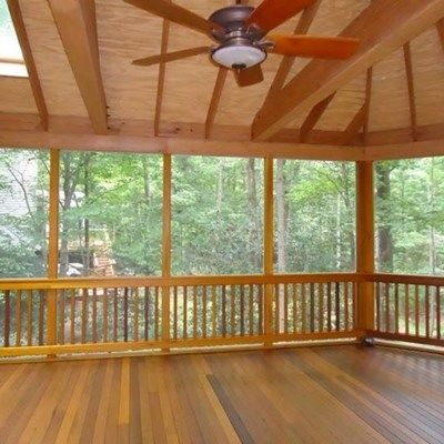 Decks Com Cedar Porch Picture 2014