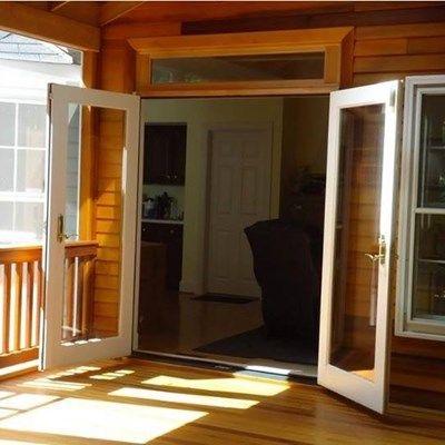 Cedar Porch  - Picture 2016