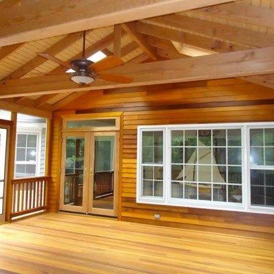 Cedar Porch  - Picture 2018
