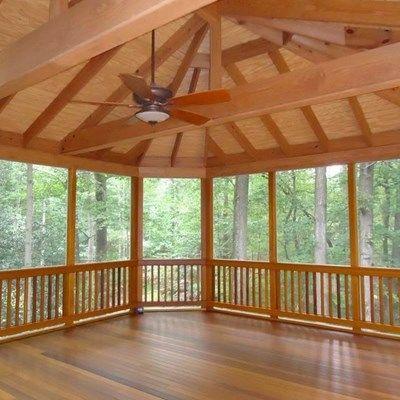 Cedar Porch  - Picture 2019
