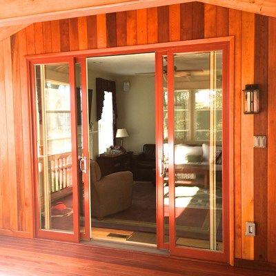 Cedar Screen Porch - Picture 2046