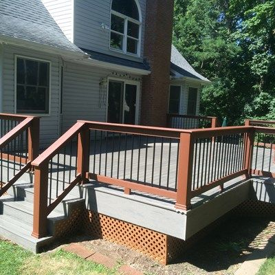 Wading River Deck - Picture 3180