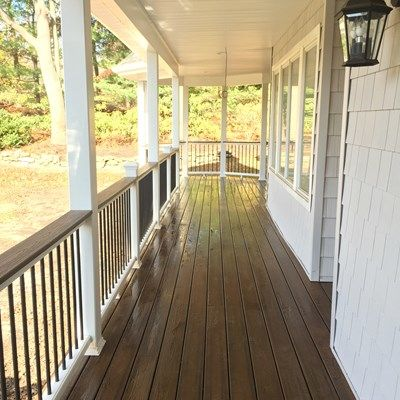 Deck in Smithtown NY - Picture 3199