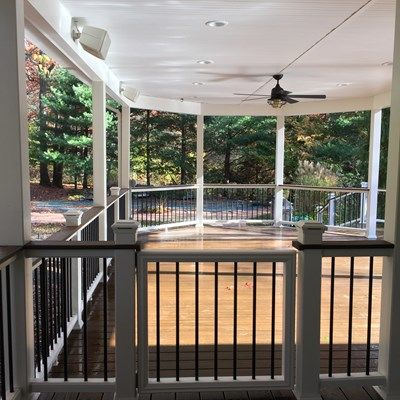 Deck in Smithtown NY - Picture 3201