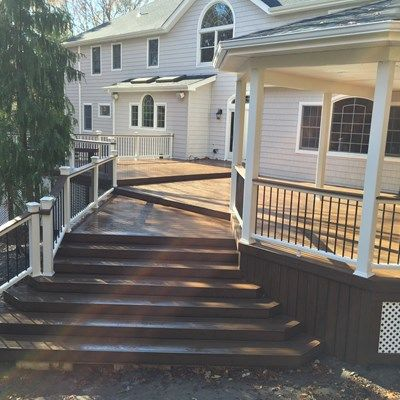 Deck in Smithtown NY - Picture 3202