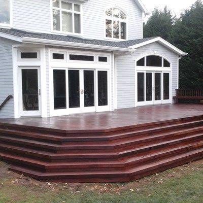 Deck in Cold Spring Harbor, NY - Picture 3205