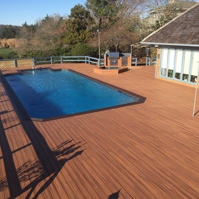 pool in West Hampton - Picture 3214