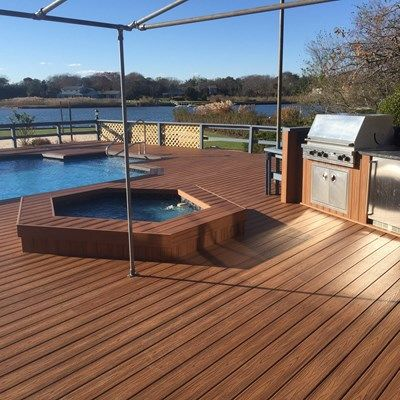 pool in West Hampton - Picture 3215