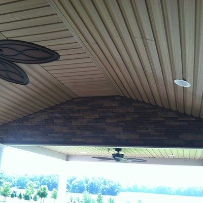 Custom Roofed deck in Upper Freehold NJ - Picture 3231