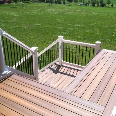 Custom Roofed deck in Upper Freehold NJ - Picture 3234